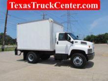2007 C6500 Box Truck 4x2