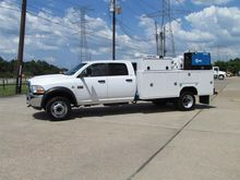 2011 Ram 5500 Fuel - Lube Truck