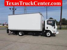 2012 NPR HD Box Truck 4x2