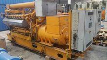 1994 two 620 KW Jenbacher JW316