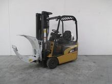 2007 CAT Lift Trucks EP16NT