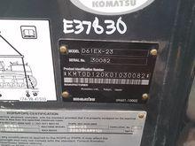 2013 Komatsu D61EX-23