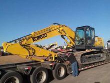 2015 Kobelco SK210LC-9 Excavato