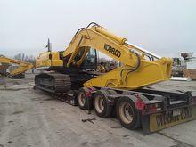 2016 Kobelco SK350LC-9E Excavat