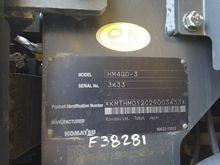 2013 Komatsu HM400-3