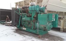 2007 CUMMINS-ONAN 900 KW