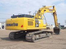 2013 Komatsu PC360LC-10