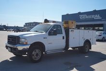 2004 Ford F550
