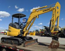 Used Excavators for sale in North Dakota, USA | Machinio