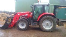 2012 Massey Ferguson 6455 Farm