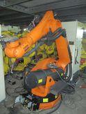 2003 console robot KUKA KR 210K