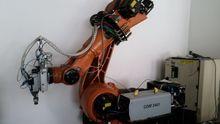 2003 stud welding robot KUKA KR