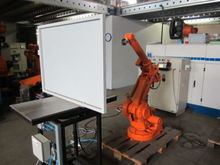 1995 robot ABB IRB 1400 with tu