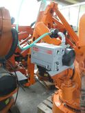 2004 Palletizing robot ABB IRB