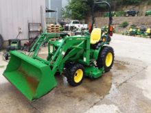 Used John Deere 4110 for sale   Machinio