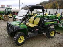 2010 John Deere XUV 855D GREEN
