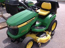 2011 John Deere X500