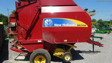 2011 New Holland BR-7090