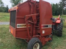 Used Hesston Round Balers for sale  Hesston equipment & more | Machinio