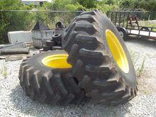 John Deere Wheels and Tires