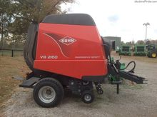 Used 2015 Kuhn VB 21