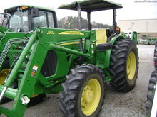 2009 John Deere 5095M