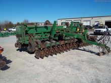 1998 Great Plains 20' Solid Sta