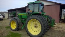 1999 John Deere 7710