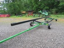 EZ-Trail 25 Foot Header Cart