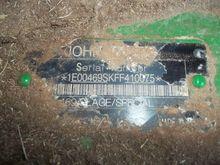 2015 John Deere 469 Silage Spec