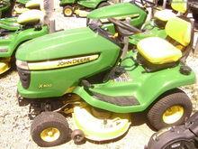 2007 John Deere X300
