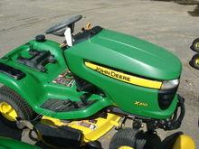 2012 John Deere X310