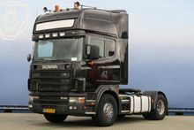 Used 2001 Scania R16
