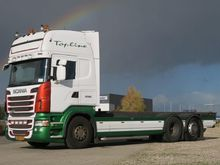 2009 Scania R 480 LB6x2*4MNB