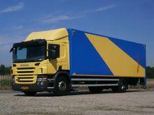 Used 2008 Scania P 2