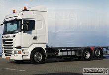 2015 Scania R 410 LB6x2 4MNB