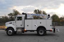 2017 Peterbilt Crane Truck