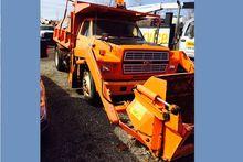 1991 Ford F700 Loadall Dump Tru
