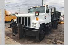 Used 2002 INT'L 2554