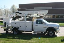 2016 Dodge 5500 Versalift VST47