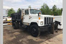 2002 INT'L 2554 10′ Dump Truck