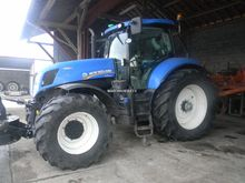 2011 New Holland T 7 250