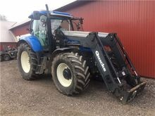 2008 New Holland T6080 TRAKTOR