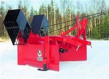 Westbjörn Snöslunga V 2200 NYA