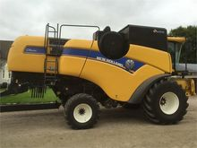 2012 New Holland CX6090 SKÖRDET