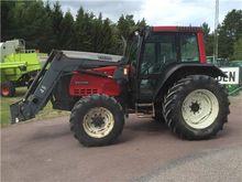 2006 Valtra 6350 +Lastare