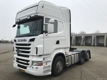 2012 SCANIA R560 TRACTOR UNIT
