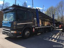 1999 SCANIA P114 Car transporte