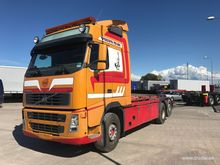 2008 VOLVO FH480 Hooklift