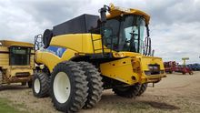 2009 New Holland CR9060
